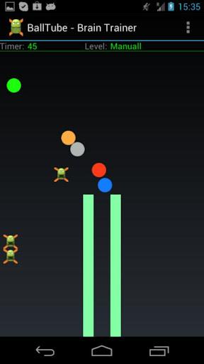 BallTube - Brain Trainer