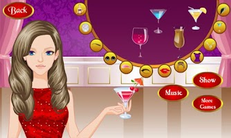 Screenshot of Free Makeover Games