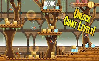 Screenshot of Wolf Toss