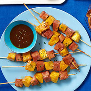 Teriyaki Skewers