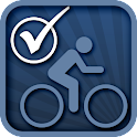 BIKING TOUR PLANNER CHECKLIST icon