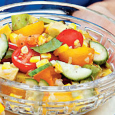 Corn-Avocado Salad