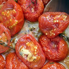 Oven-Roasted Tomatoes
