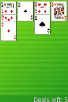 Screenshot of Aces Up - Solitaire