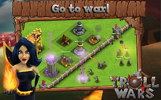 Screenshot of Hugo Troll Wars