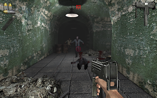 Screenshot of In Darkness Demo