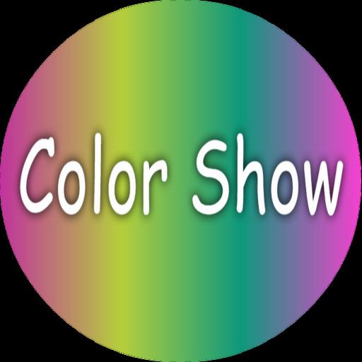 彩色顯示臨 LOGO-APP點子