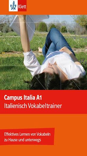 Klett Campus Italia A1 Deu Ita