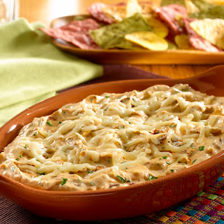 Creamy Hot Chipotle Dip