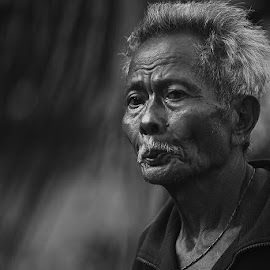 PAKDE by Rudy Harianto - People Portraits of Men