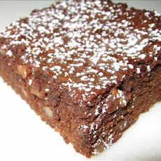 Black Russian Brownies