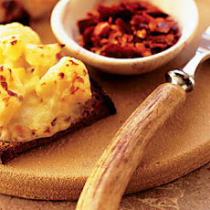 Cauliflower Cheese On Toast