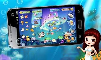 Screenshot of 해피피쉬 for Kakao