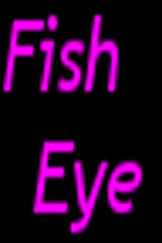 Funny Fisheye Camera