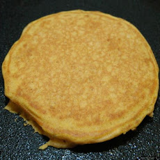 Spicy Pumpkin Pancakes - Ww