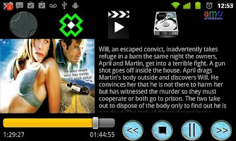 Screenshot of a Boxee Remote Pro