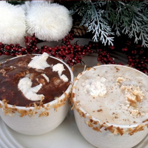Vegan Peppermint Mocha Coffee Creamer