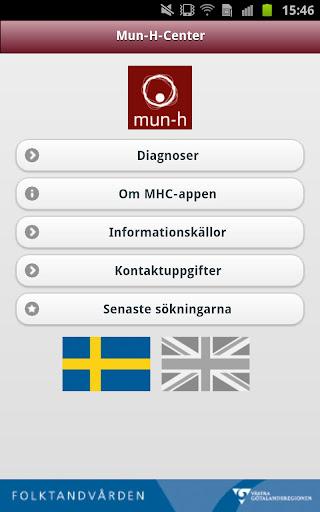 MHC-app