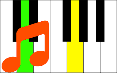 Piano for Kids - screenshot