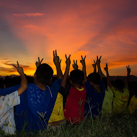 sunset by Stefhanie Jaikul - Babies & Children Hands & Feet