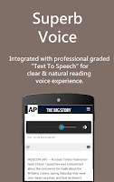 Screenshot of AP Mobile (Read Aloud To YOU)