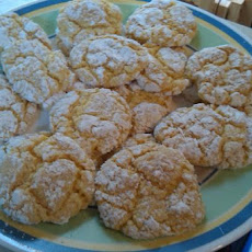 3 Ingredient Cool Whip Cake Mix Cookies