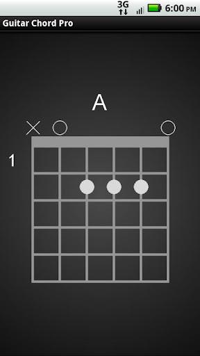 【免費書籍App】Guitar Chord Pro-APP點子