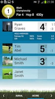 Screenshot of Golfshot Lite