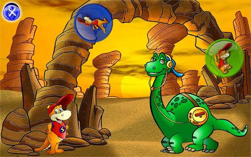 Learn Chess: Dinosaur Chess! - screenshot