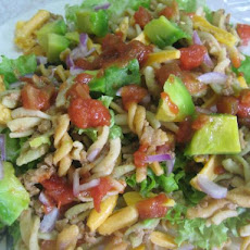 Mr. Food Taco Pasta Salad