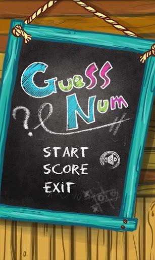 Guessnum