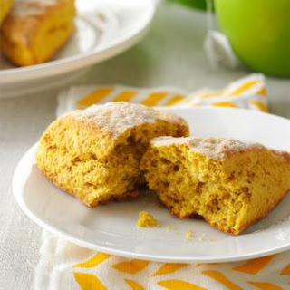 Pumpkin Ginger Scones