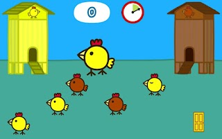 Screenshot of Peppa Pig - Happy Mrs Chicken