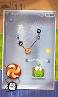Screenshot of Cut the Rope HD
