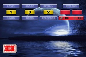 Screenshot of Oracle Solitaire
