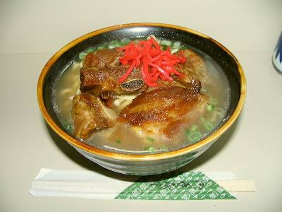 江戸食堂・ソーキそば