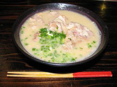 与那原家Ⅱ・沖縄そば(こってり味・オリジナル麺)