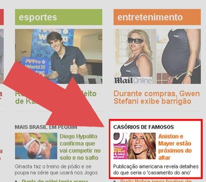 Globo.com - 6 de Agosto