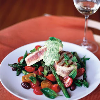 Tuna Salad With Basil Recipes