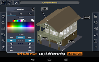 Screenshot of TurboViewer