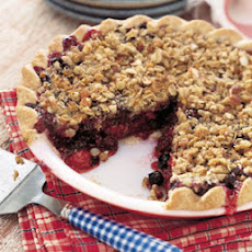 Berry Streusel Pie
