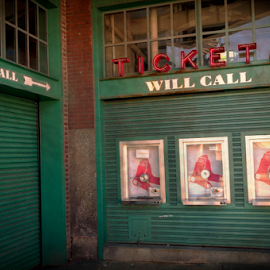 Boston Red Sox Ticket Booth by James Meyer - Sports & Fitness Baseball ( jamesmeyerphotography, red sox, boston, will call, baseball, ticket, fenway, tickets, booth, mlb, boston red sox )