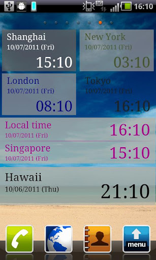【免費商業App】The World Clock-APP點子