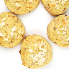 Toasted Coconut Sables