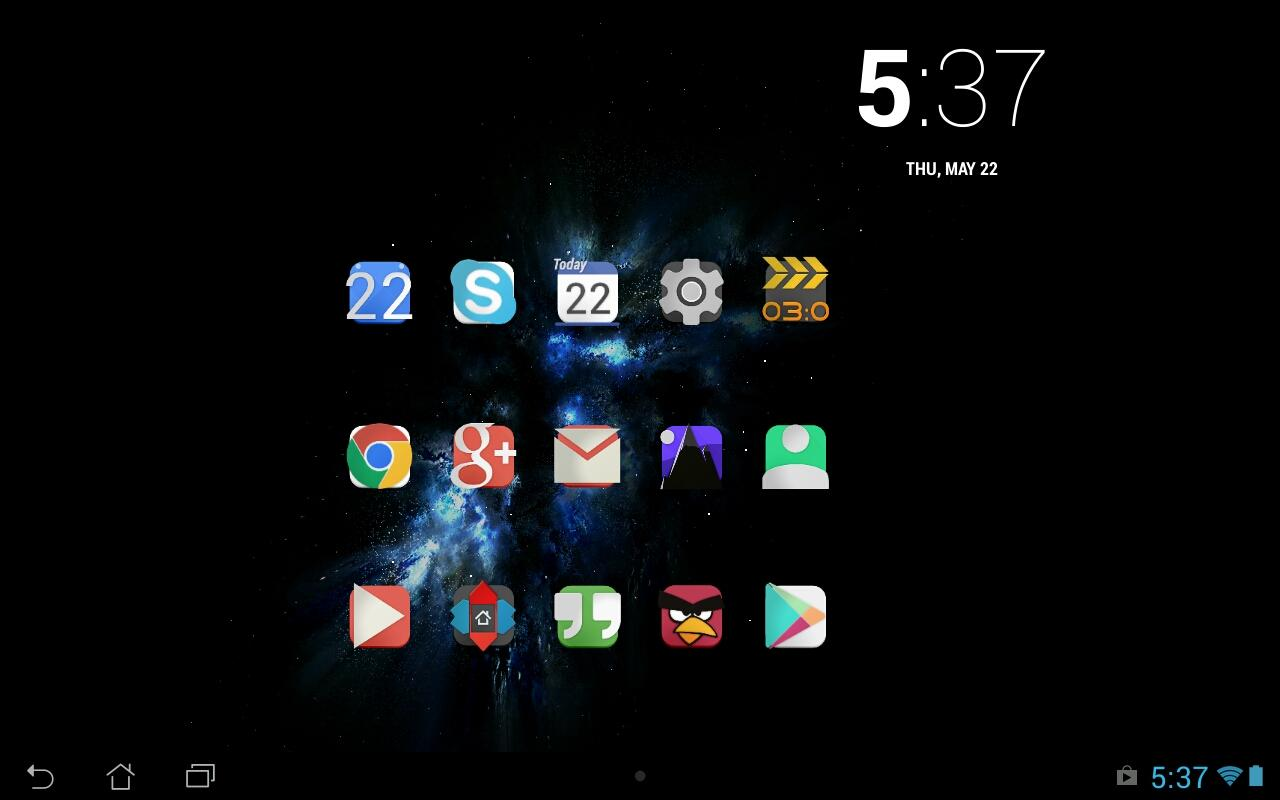 KEX - Icon Pack Screenshot 5