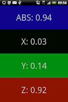 Screenshot of Grav-O-Meter