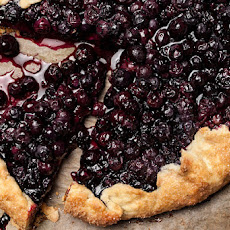 Rustic Blueberry Tart Recipe