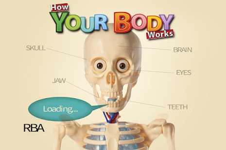 How Your Body Works UK - screenshot