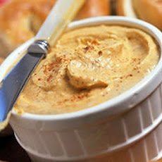 Pumpkin Cheese Spread