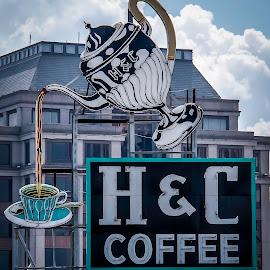 Mmmmm Coffee by Shawn Klawitter - Artistic Objects Signs ( signs, virgina, coffee, roanoke )